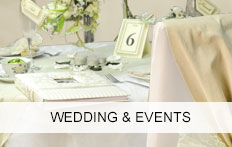 Wedding & Events