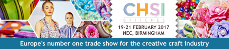 EUROPE'S NUMBER ONE TRADE SHOW FOR THE CREATIVE CRAFT INDUSTRY
