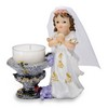 Communion Girl with Candle