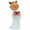 Communion Character Girl with Book