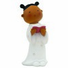Communion Character Black Girl with Book