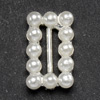 Pearl Rectangle Buckle