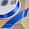 Double Sided Satin Ribbon 10mm x 25M Royal Blue
