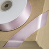 Double Sided Satin Ribbon 15mm x 25M Mauve