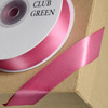 Double Sided Satin Ribbon 23mm x 25M Dusky Pink