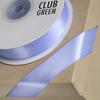Double Sided Satin Ribbon 23mm x 25M Hyacinth
