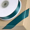 Double Sided Satin Ribbon 38mm x 25M Bottle Green