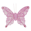 Organza Butterfly with Clip