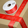 Happy Birthday Ribbon with Diamanté