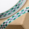 Lurex Patterned Ribbon