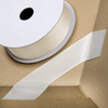 Grosgrain Ribbon 10mm x 10M Ivory