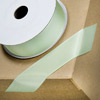 Grosgrain Ribbon 10mm x 10M Mint