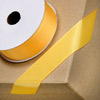 Grosgrain Ribbon 10mm x 10M Marigold