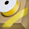 Grosgrain Ribbon 10mm x 10M Yellow