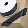 Grosgrain Ribbon 25mm x 10M Black