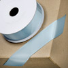 Grosgrain Ribbon 25mm x 10M Duck Egg Blue