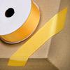 Grosgrain Ribbon 25mm x 10M Marigold