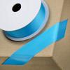 Grosgrain Ribbon 25mm x 10M Turquoise