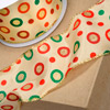 Christmas Red/Green Spots Ribbon