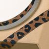 Leopard Print Ribbon