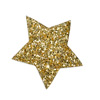 Self Adhesive Glitter Star