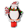 Wooden Pegs Christmas Penguin