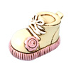 Baby Boot Pink/Yellow
