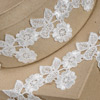Flower & Leaf Lace Trim