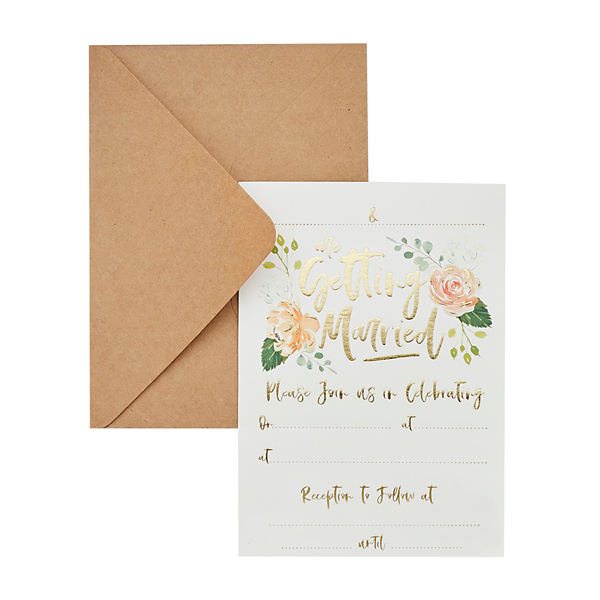 Day Invitations & Envelopes