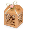 Favour Box Laser Flower