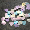 Biodegradable Confetti Heart Shape