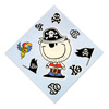 Serviette Pirates 3 Layers