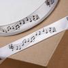 Printed Ribbon Music Note