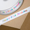 40th Birthday Ribbon