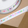 60th Birthday Ribbon