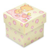 Baby Square Box with Lid Box