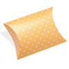 Dots Gold Pillow Box