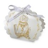 Communion Round Bag Box