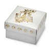 Confirmation Square Box with Lid