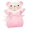 Panda Shape Pink Box