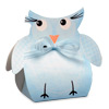 Owl Shape Blue Box