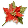 Christmas Spray Poinsettia