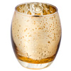 Glass Large Candle Holder