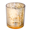 Glass Medium Candle Holder