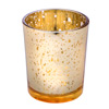 Glass Small Candle Holder