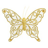Large Organza Butterfly with Clip