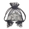 Organza Pouch with Tassel