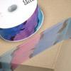 Organza Cloud Patterned Ribbon