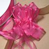 Organza Pull Bow Ribbon