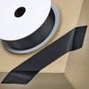 Grosgrain Ribbon 10mm x 10M Black